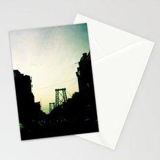 Williamsburg Bridge Stationery Cards