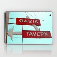 Classic Tavern Sign Laptop & iPad Skin