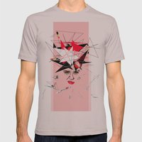 In My Eyes Mens Fitted Tee Cinder SMALL