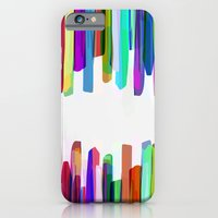 Colorful Stripes 3 iPhone 6 Slim Case