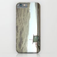 iPhone & iPod Case featuring Cloudy Venice by Young Swan Designs