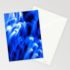 Nothing But Blue #1 Stationery Cards