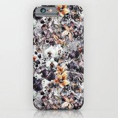 Flowers & Butterflies iPhone 6 Slim Case