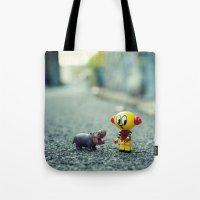 HI!! I Told You I Don't … Tote Bag