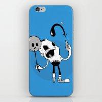 Werid iPhone & iPod Skin