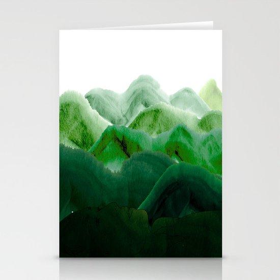 山秀谷 Stationery Card