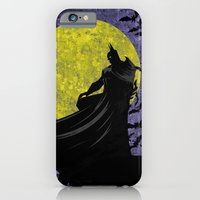 iPhone & iPod Case featuring Guardian of the Knight  by UvinArt