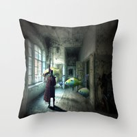 Dream Factory  Throw Pillow