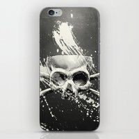 Hidden Lie iPhone & iPod Skin