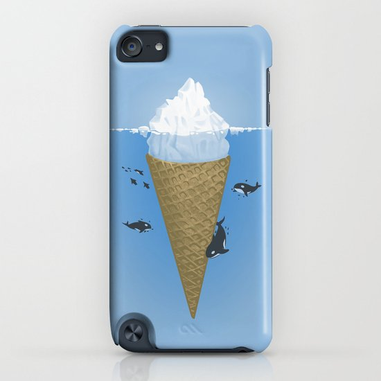 Hidden part of icebergs iPhone & iPod Case