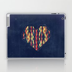 Interstellar Heart Laptop & iPad Skin