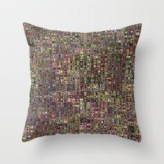 Kilimt  Throw Pillow