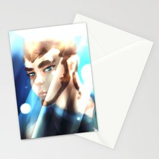 Are You The Light Stationery Cards