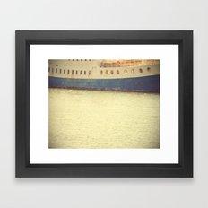 Chanquete Framed Art Print