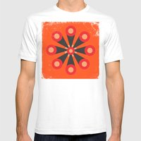 Flower Extract Mens Fitted Tee White SMALL