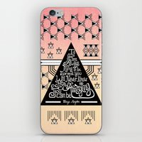 Be amazing iPhone & iPod Skin