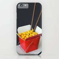 iPhone & iPod Case featuring Mini Pok by powerpig