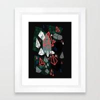 How Does It Make You Fee… Framed Art Print