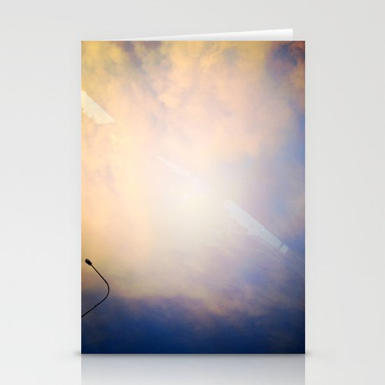 Sky Stationery Card