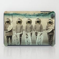 the diving bell Tuba quintet iPad Case