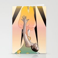 Magic Tooth Stationery Cards