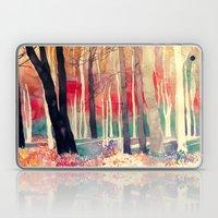 Woods Laptop & iPad Skin