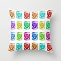Condensed Milk (Sgushchennoye Moloko) V2 Throw Pillow