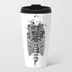 New life (b&w) Travel Mug