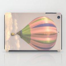 Magical pink balloon iPad Case