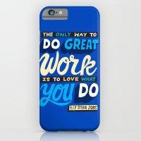 iPhone & iPod Case featuring RIP Steve Jobs by Chris Piascik
