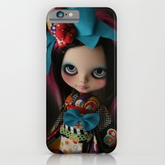MODERN GEISHA CUSTOM BLYTHE DOLL KENNER  iPhone 6 Slim Case