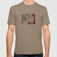 Solomon R. Guggenheim Mens Fitted Tee Tri-Coffee SMALL