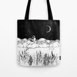 Tote Bag - Moon River - Henn Kim