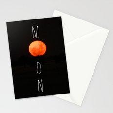 M O O N Stationery Cards