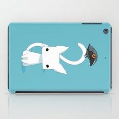 Cat and Raven iPad Case