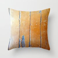 other wood Throw Pillow