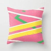 Hoverboard Throw Pillow