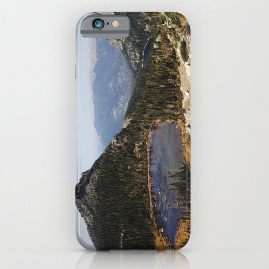 Rocky Mountain Lakes iPhone & iPod Case