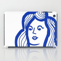Yo-Yo Girl iPad Case