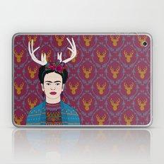 DEER FRIDA Laptop & iPad Skin