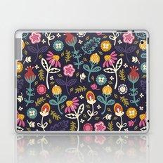 Ditsy Flowers Laptop & iPad Skin