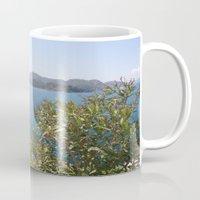 Oleander Againt The Aege… Mug