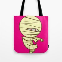 Have You Seen My Mummy? Tote Bag