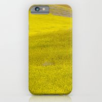 Fields Of Flowers iPhone 6 Slim Case