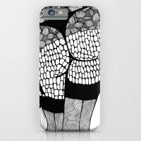 La Femme 03 iPhone 6 Slim Case