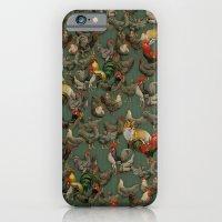 iPhone & iPod Case featuring Kikiriki by Teja Ideja
