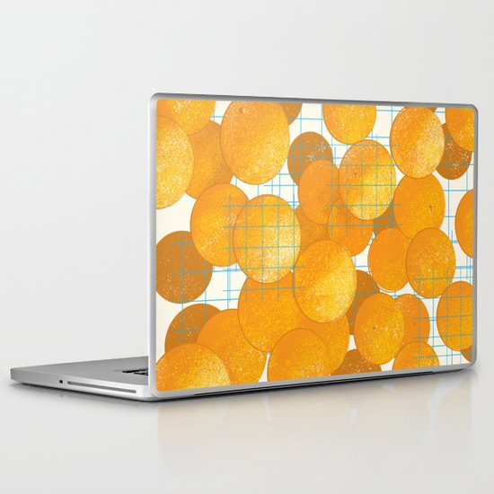 Laser Malfunction. Laptop & iPad Skin