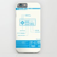 Diagame : Super Mario Bros. '85 iPhone 6 Slim Case