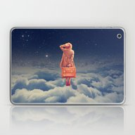 Galactic Traveller Laptop & iPad Skin