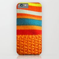iPhone & iPod Case featuring in woven color by Davey Charles
